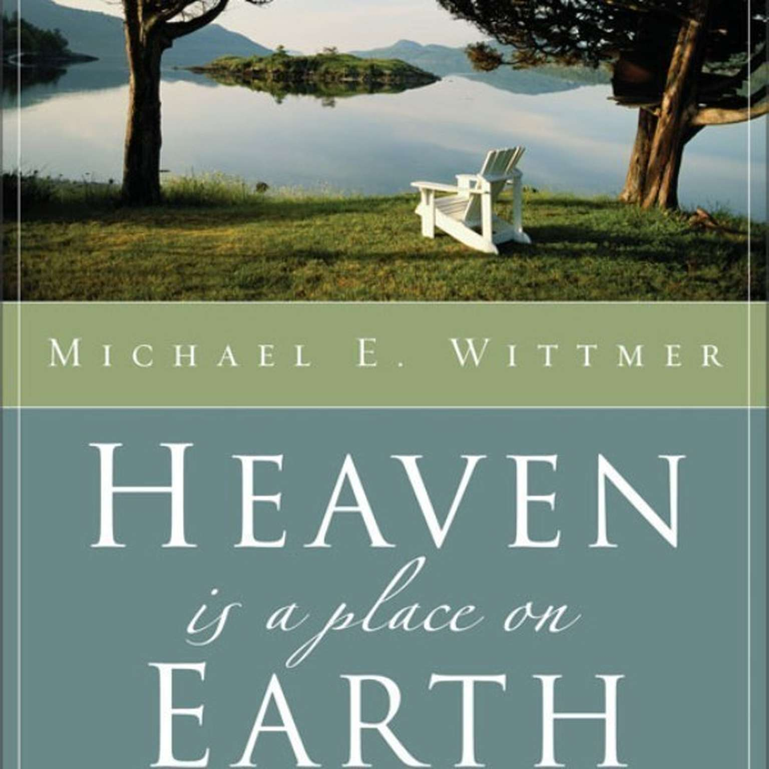 Printable Heaven Is a Place on Earth: Why Everything You Do Matters to God Audiobook Cover Art