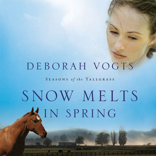 Printable Snow Melts in Spring Audiobook Cover Art
