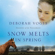 Snow Melts in Spring, by Deborah Vogts