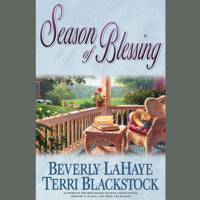 Printable Season of Blessing Audiobook Cover Art