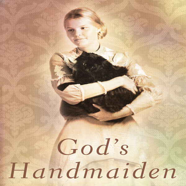 Printable God's Handmaiden Audiobook Cover Art