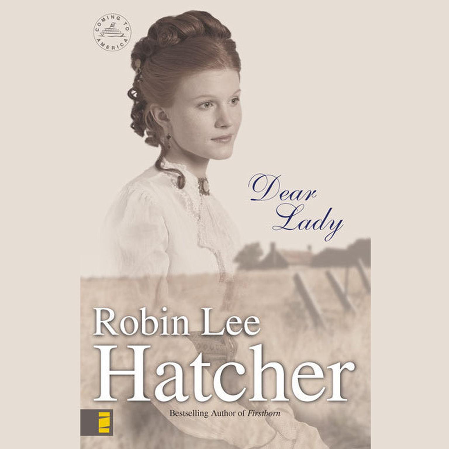 Printable Dear Lady Audiobook Cover Art