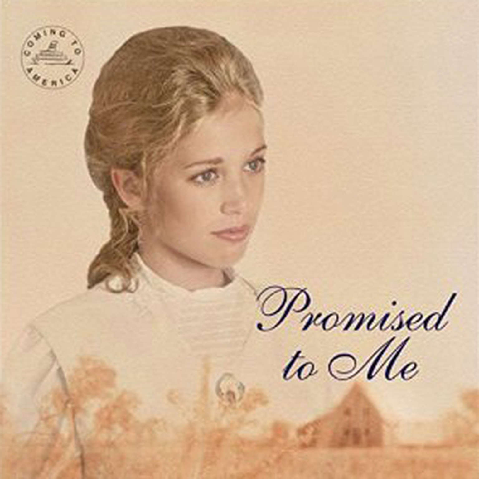 Printable Promised to Me Audiobook Cover Art