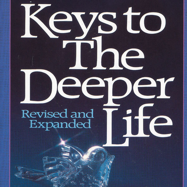 Printable Keys to the Deeper Life Audiobook Cover Art