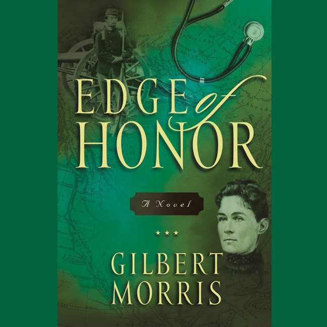 Printable Edge of Honor: A Novel Audiobook Cover Art