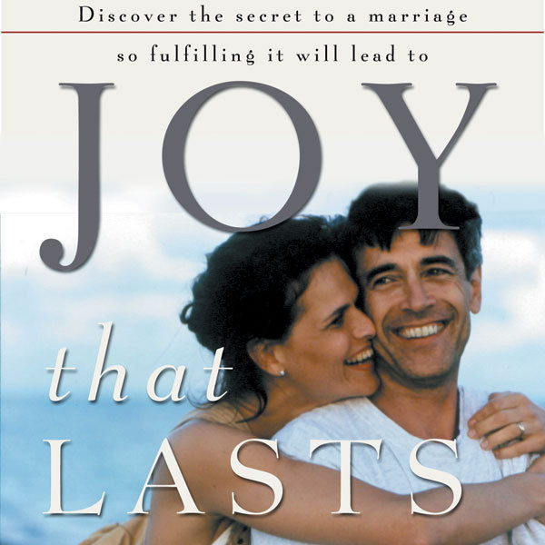 Printable Joy That Lasts Audiobook Cover Art