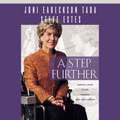 A Step Further: Growing Closer to God through Hurt and Hardship, by Joni Eareckson Tada, Steve Estes