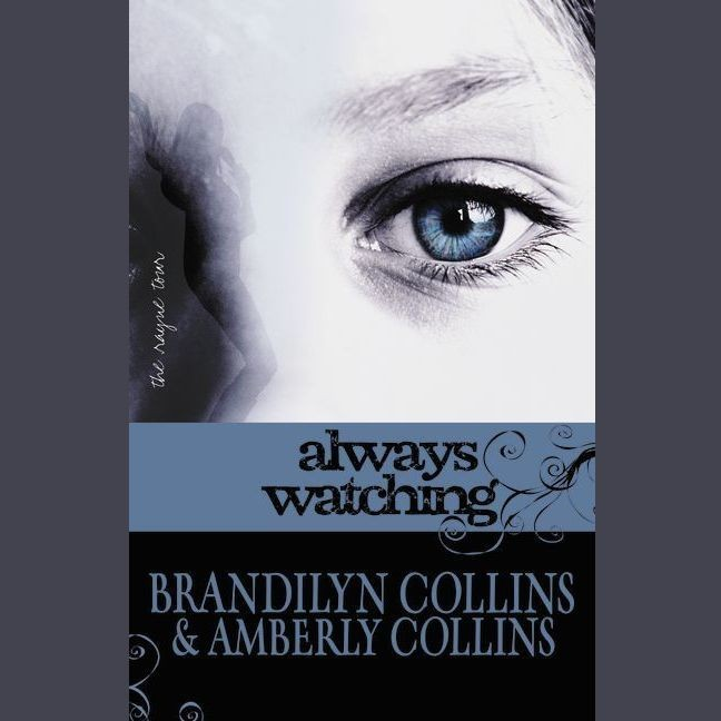 Printable Always Watching Audiobook Cover Art