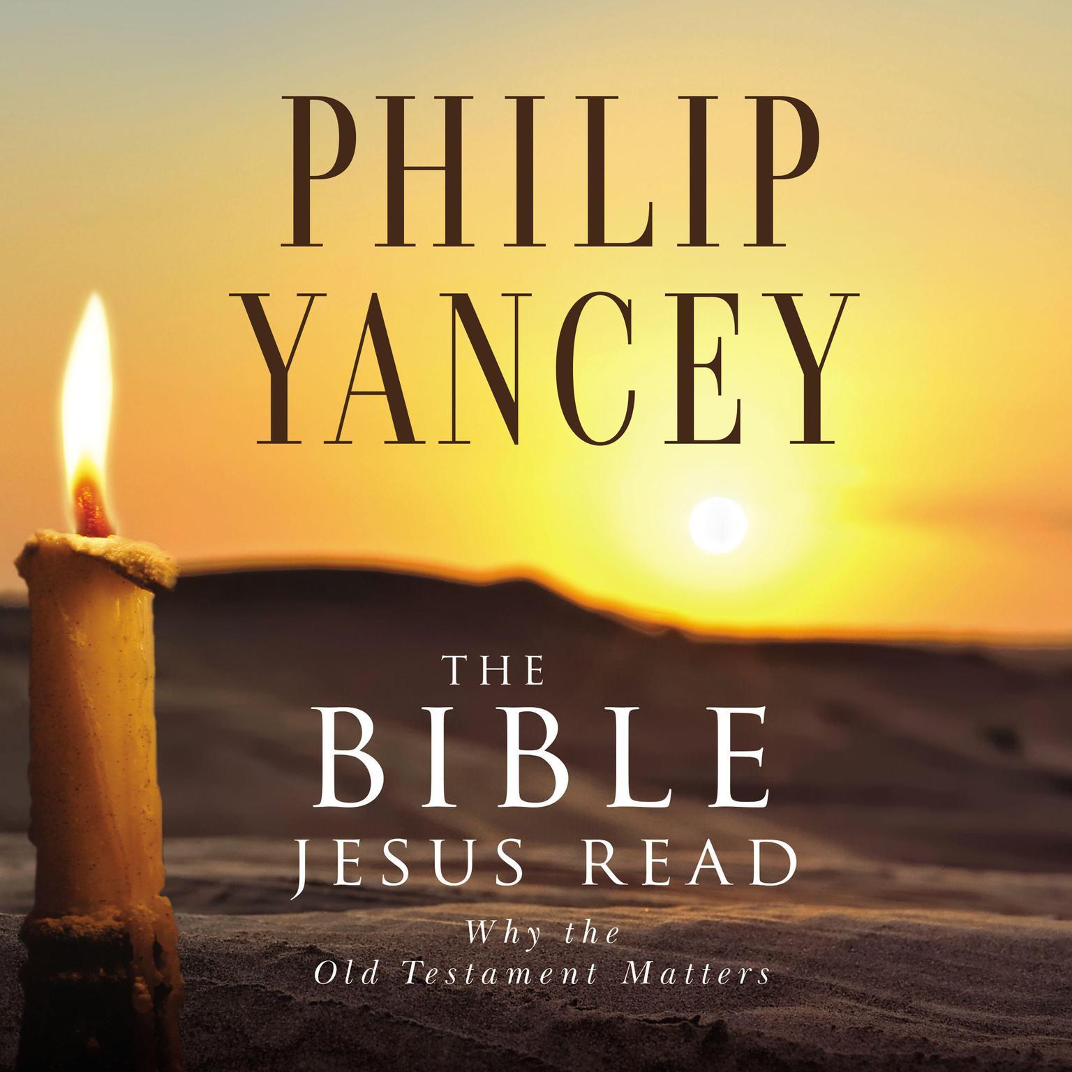 Printable The Bible Jesus Read Audiobook Cover Art