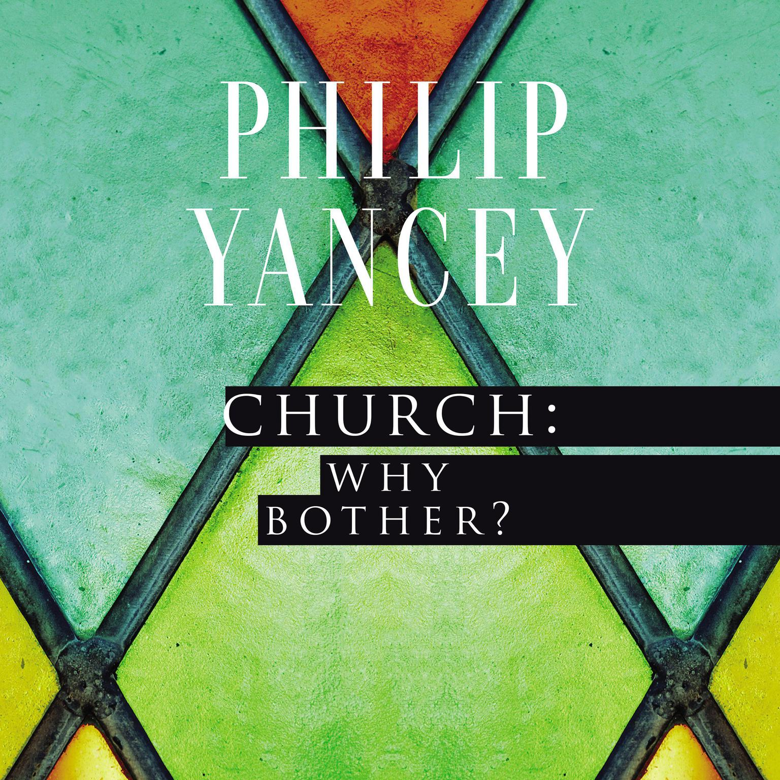 Printable Church: Why Bother?: My Personal Pilgrimage Audiobook Cover Art