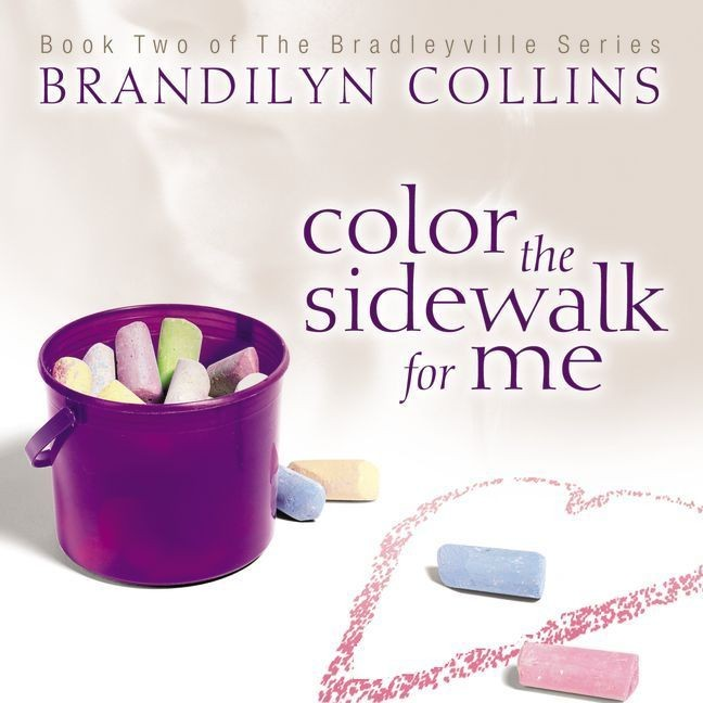 Printable Color the Sidewalk for Me Audiobook Cover Art