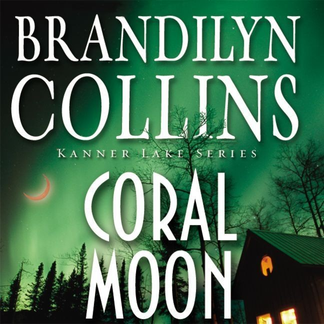 Printable Coral Moon Audiobook Cover Art