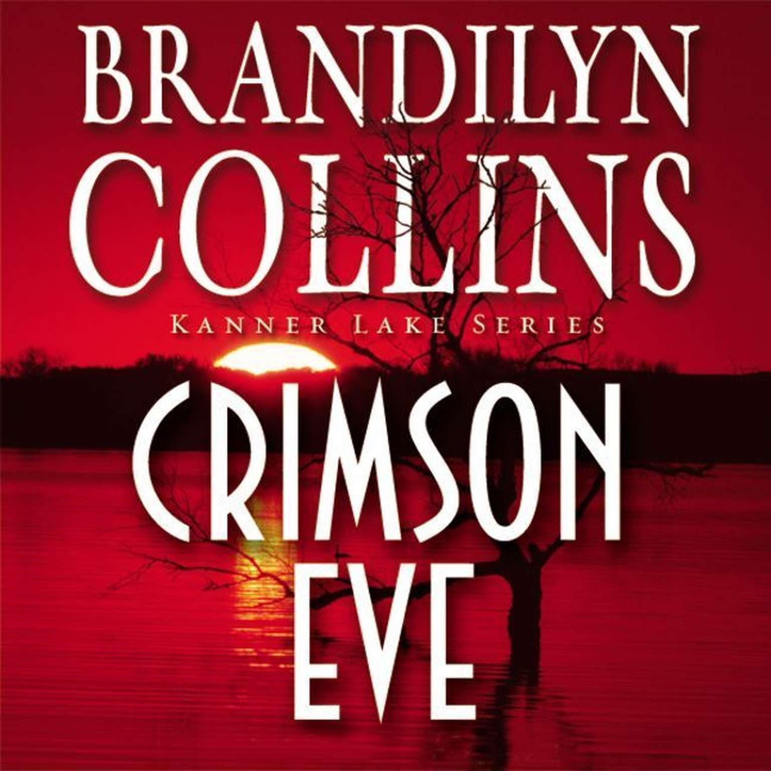Printable Crimson Eve Audiobook Cover Art