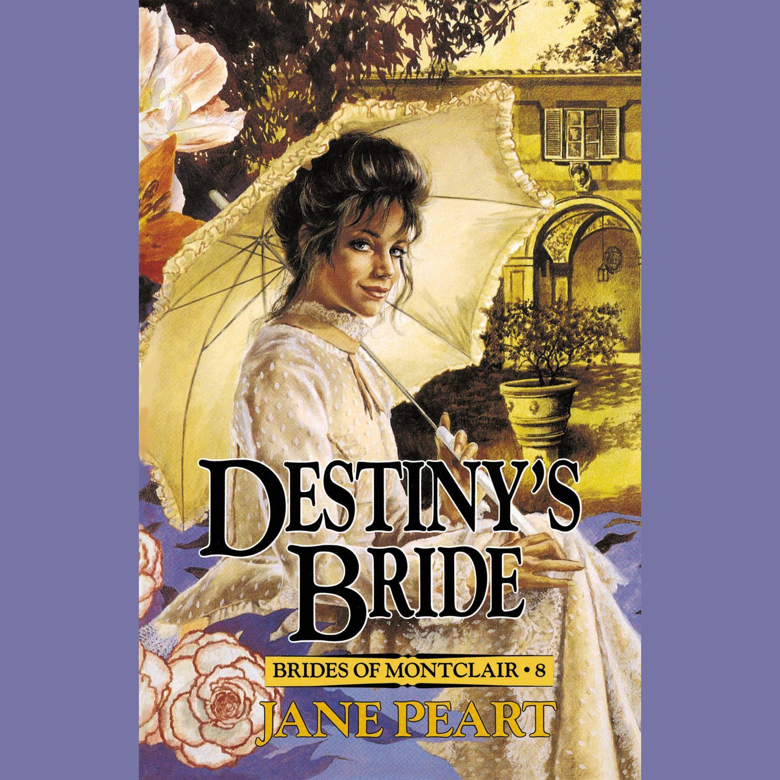 Printable Destiny's Bride Audiobook Cover Art