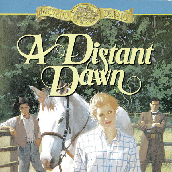 Printable A Distant Dawn Audiobook Cover Art