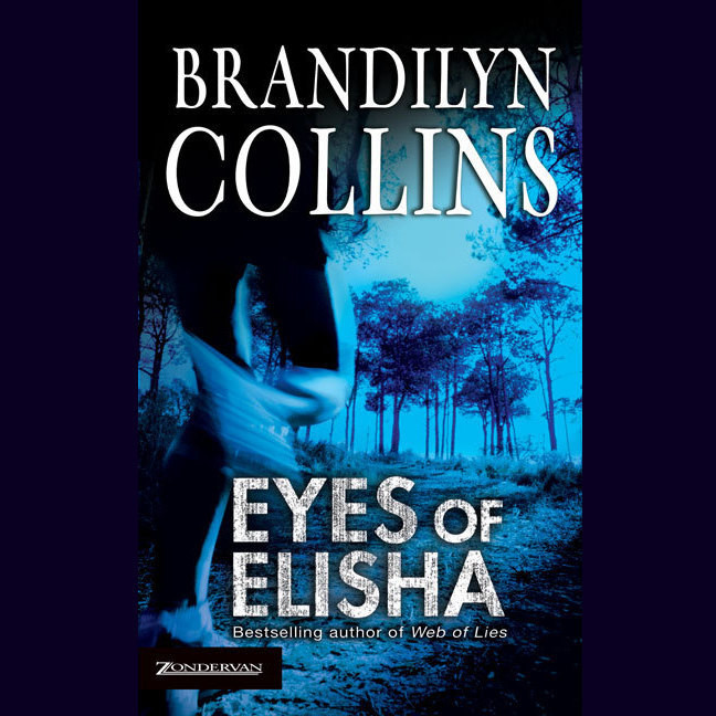 Printable Eyes of Elisha Audiobook Cover Art