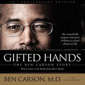 Gifted Hands: The Ben Carson Story Audiobook, by Ben Carson