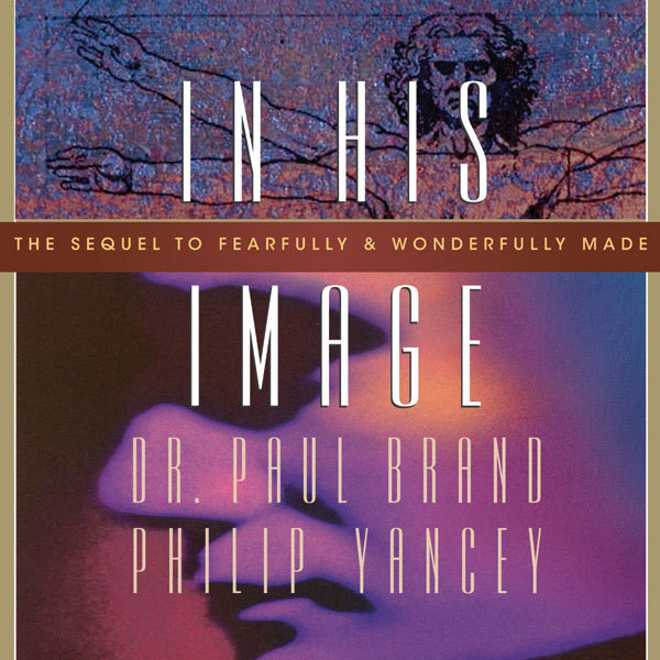 Printable In His Image Audiobook Cover Art