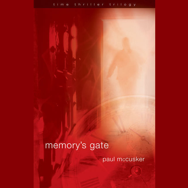 Printable Memory's Gate Audiobook Cover Art
