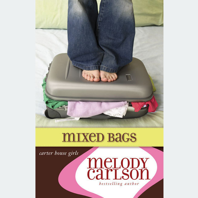 Printable Mixed Bags Audiobook Cover Art
