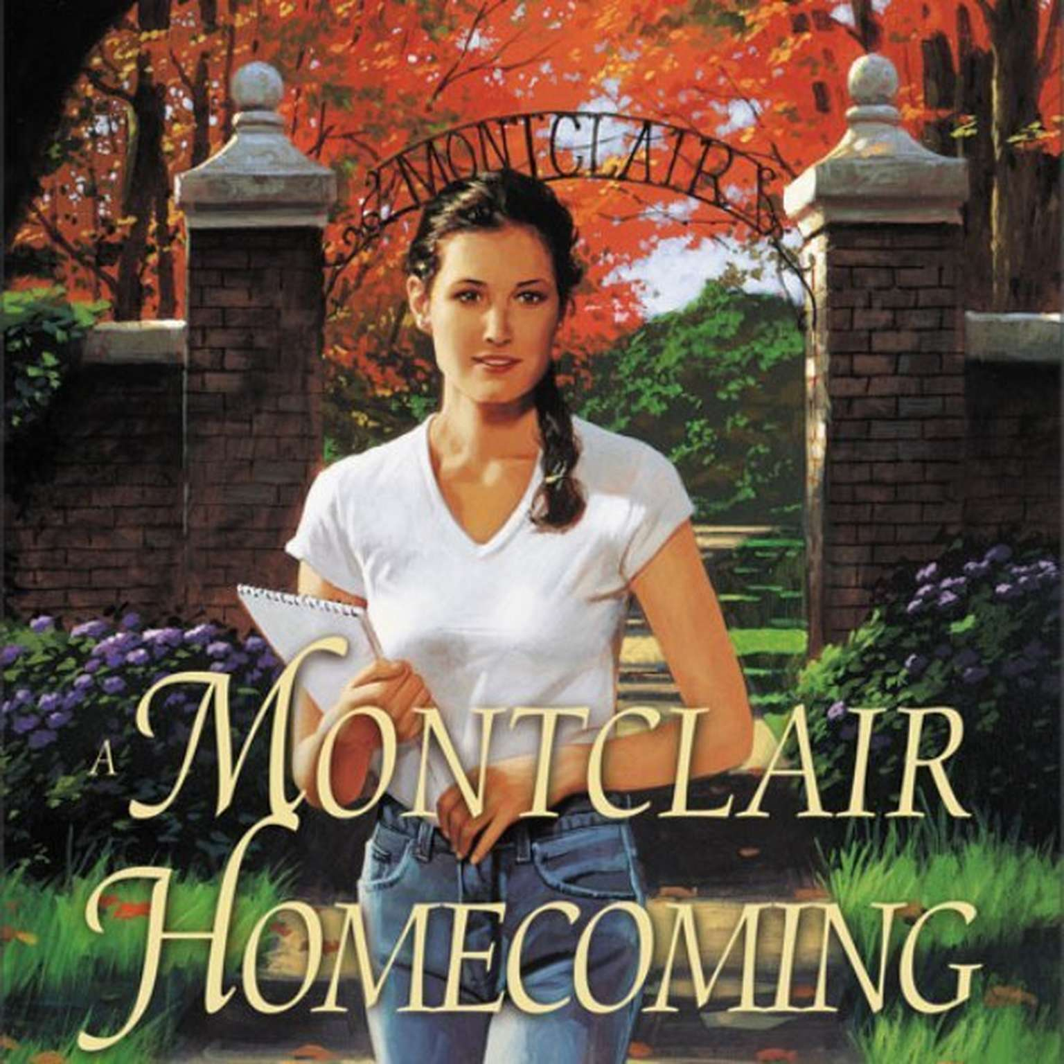Printable A Montclair Homecoming Audiobook Cover Art