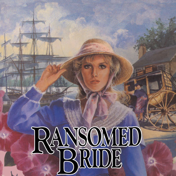 Printable Ransomed Bride: Book 2 Audiobook Cover Art