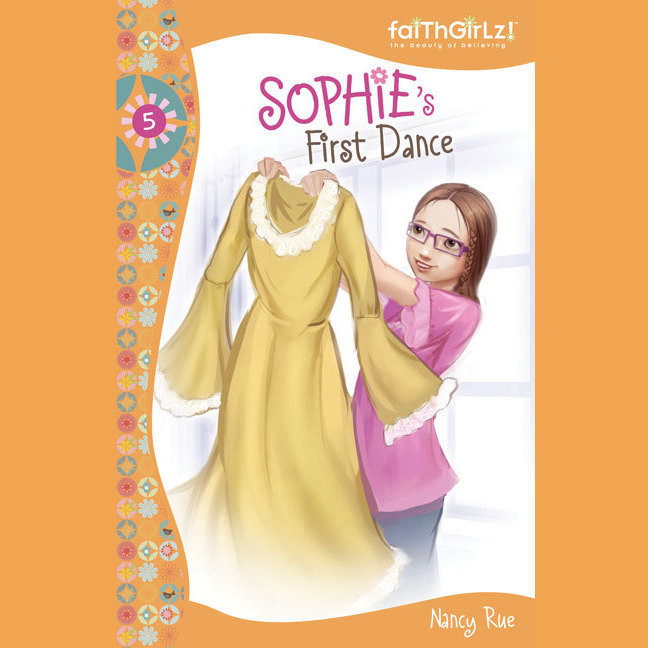 Printable Sophie's First Dance Audiobook Cover Art