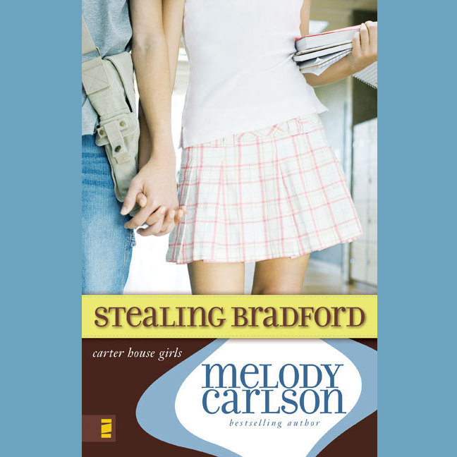 Printable Stealing Bradford Audiobook Cover Art