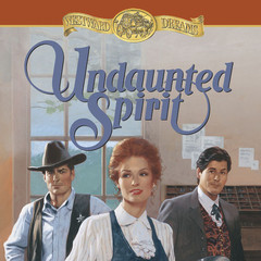Undaunted Spirit: Book 5 Audiobook, by Jane Peart