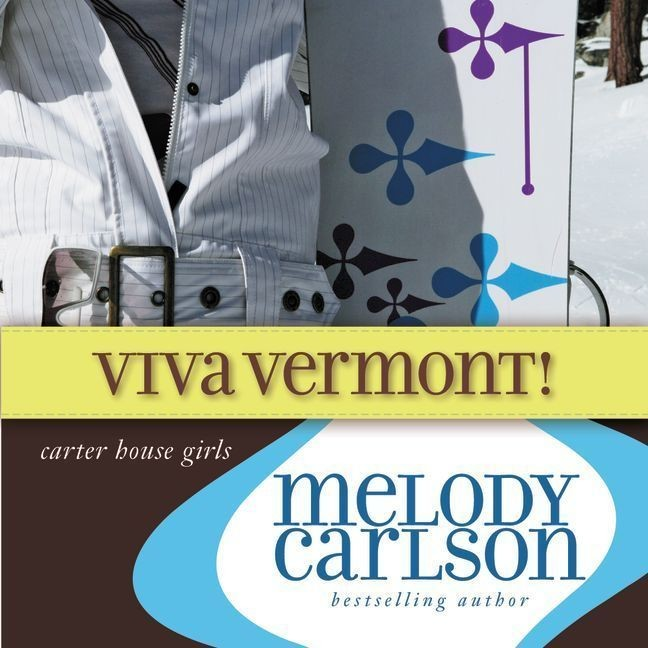 Printable Viva Vermont! Audiobook Cover Art