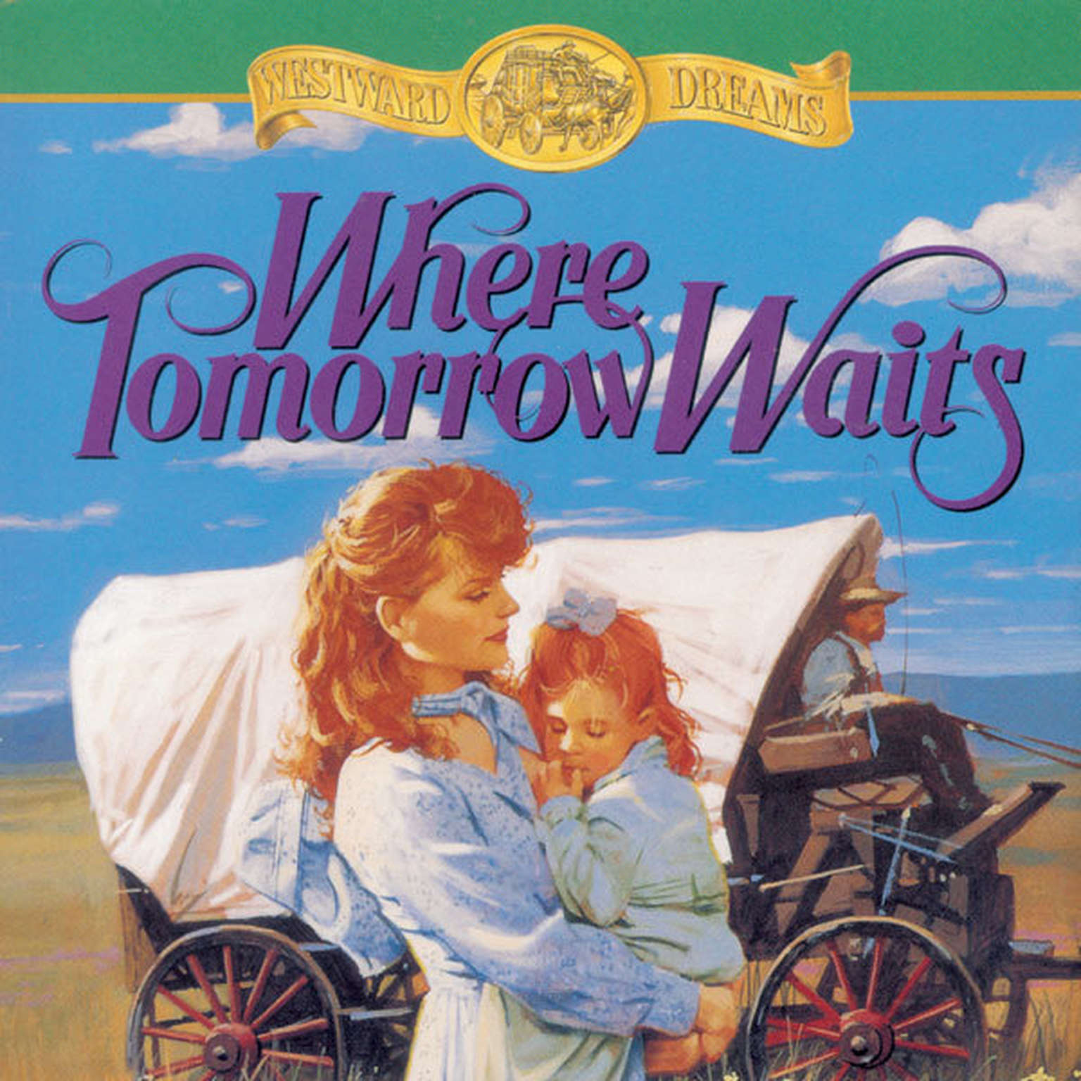 Printable Where Tomorrow Waits Audiobook Cover Art