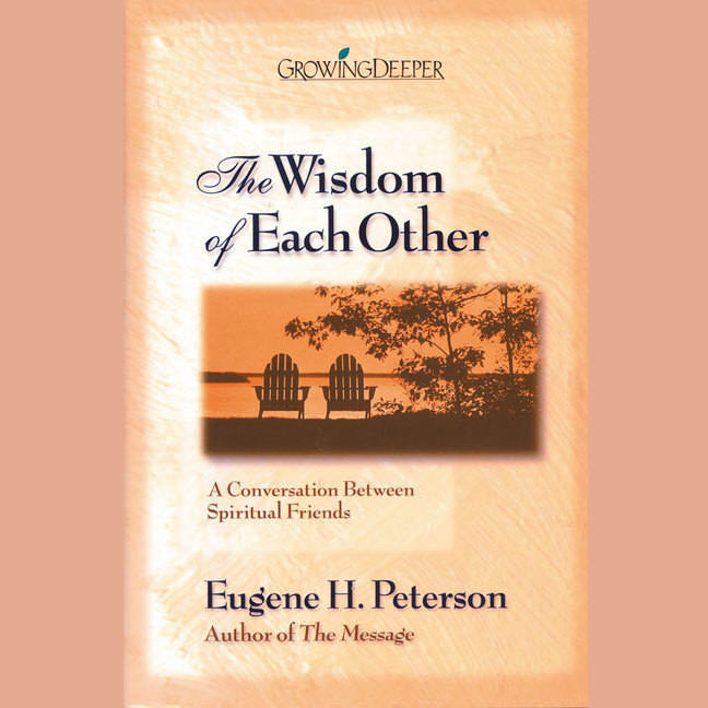 Printable The Wisdom of Each Other: A Conversation Between Spiritual Friends Audiobook Cover Art