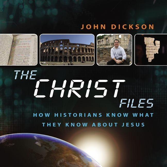 Printable The Christ Files: How Historians Know What They Know about Jesus Audiobook Cover Art