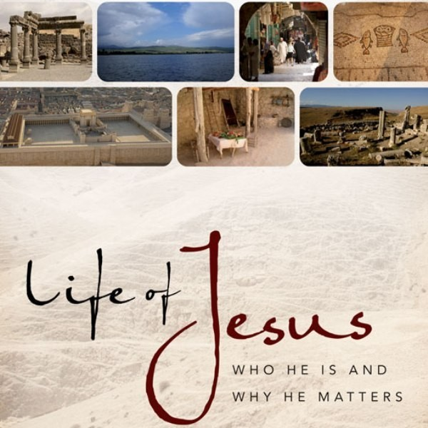 Printable Life of Jesus: Who He Is and Why He Matters Audiobook Cover Art