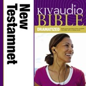 KJV, New Testament Dramatized Audio, Audio Download, by  Zondervan