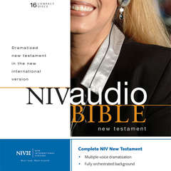 NIV, Dramatized Audio New Testament, Audio Download: Multi-voice Edition Audiobook, by Zondervan