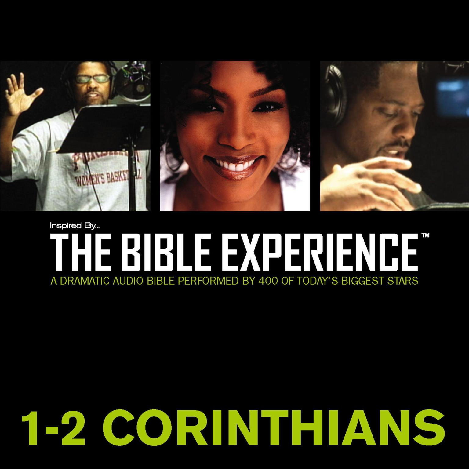 Printable TNIV, Inspired By … The Bible Experience: 1- 2 Corinthians, Audio Download Audiobook Cover Art
