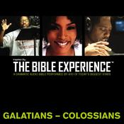 TNIV, Inspired By…The Bible Experience: Galatians- Colossians, Audio Download Audiobook, by Zondervan