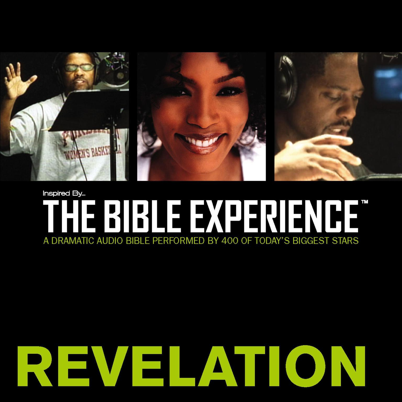 Printable TNIV, Inspired By … The Bible Experience: Revelation, Audio Download Audiobook Cover Art