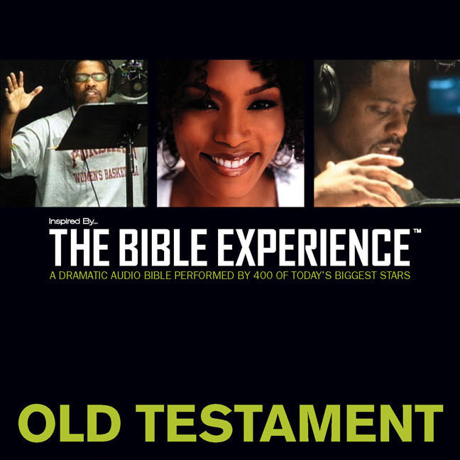 Printable Inspired By … The Bible Experience Audio Bible - Today's New International Version, TNIV: Old Testament Audiobook Cover Art