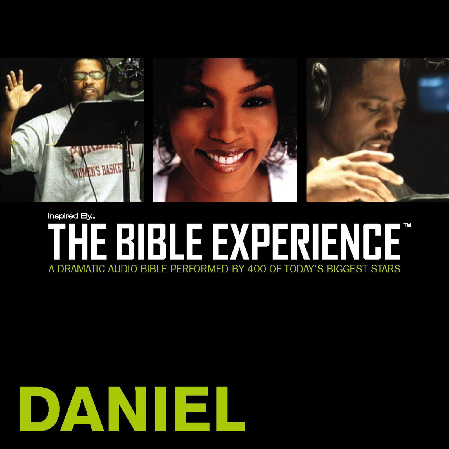 Printable TNIV, Inspired By…The Bible Experience: Daniel, Audio Download Audiobook Cover Art