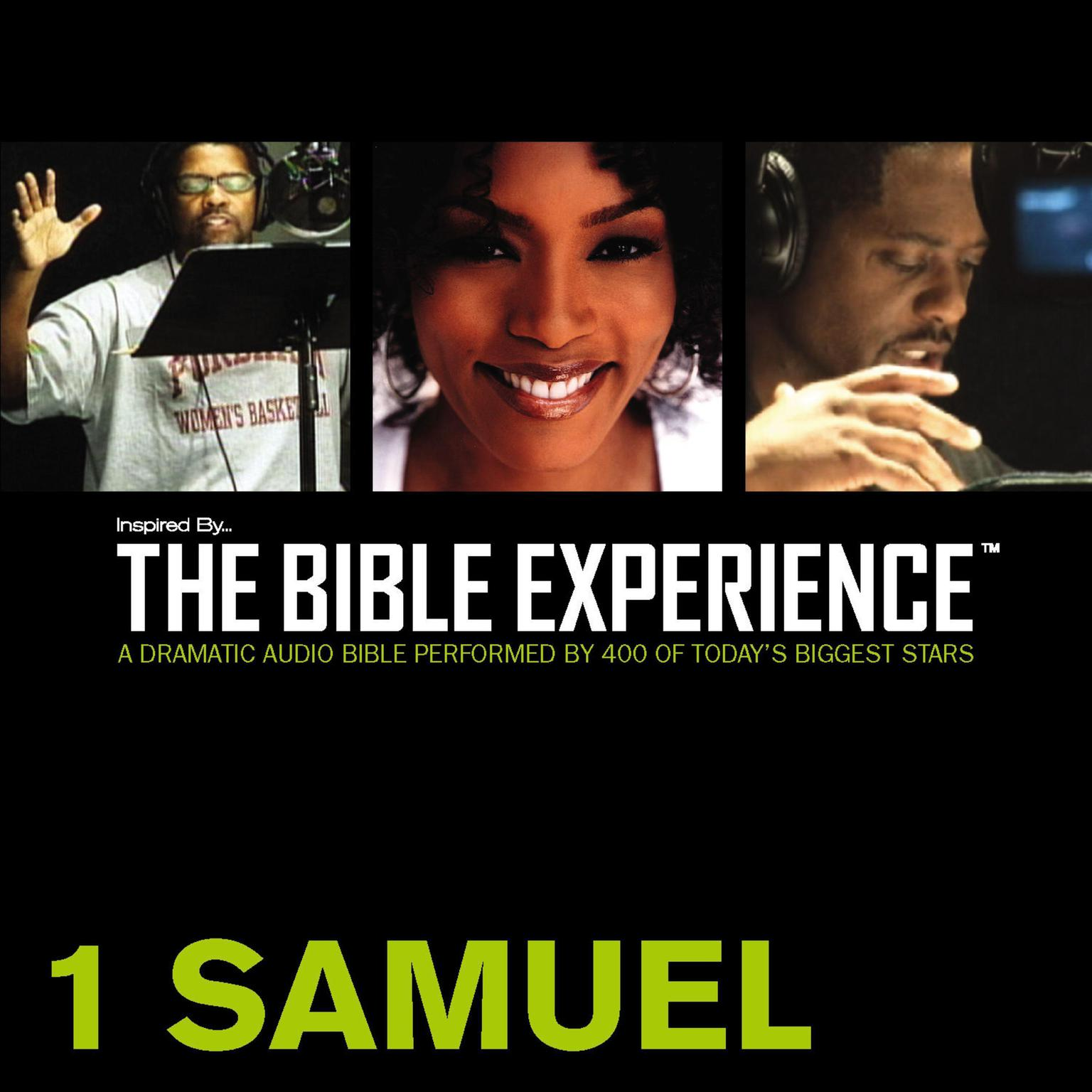 Printable Inspired By … The Bible Experience Audio Bible - Today's New International Version, TNIV: (08) 1 Samuel Audiobook Cover Art