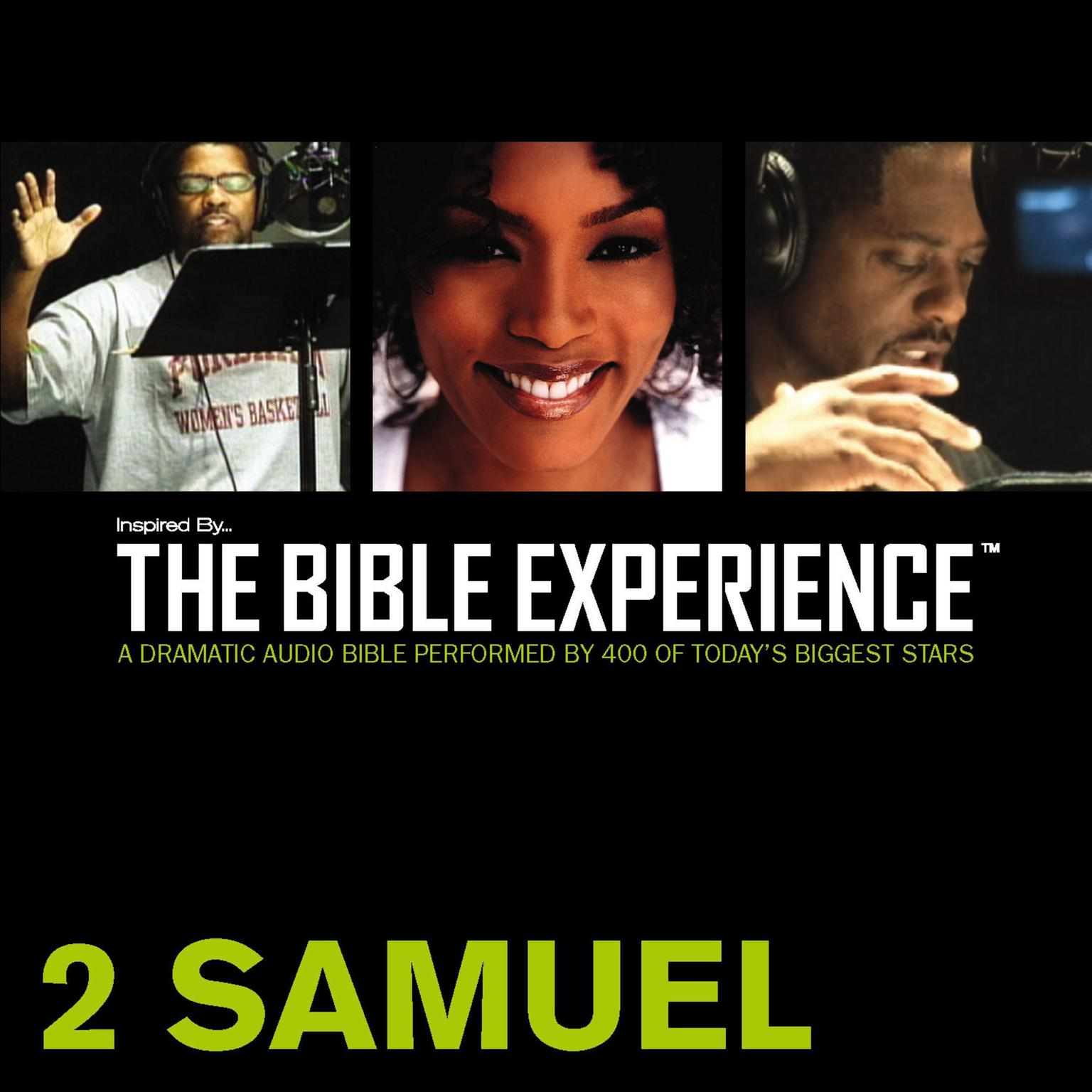 Printable TNIV, Inspired By…The Bible Experience: 2 Samuel, Audio Download Audiobook Cover Art