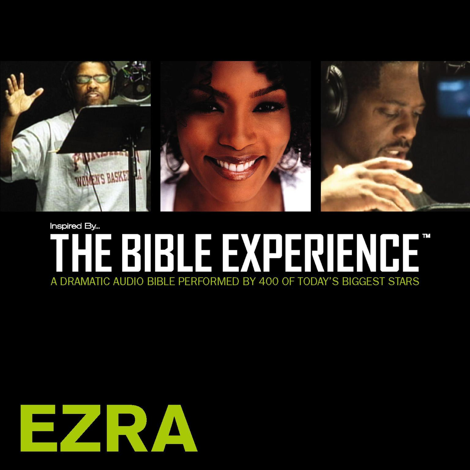 Printable TNIV, Inspired By … The Bible Experience: Ezra, Audio Download Audiobook Cover Art