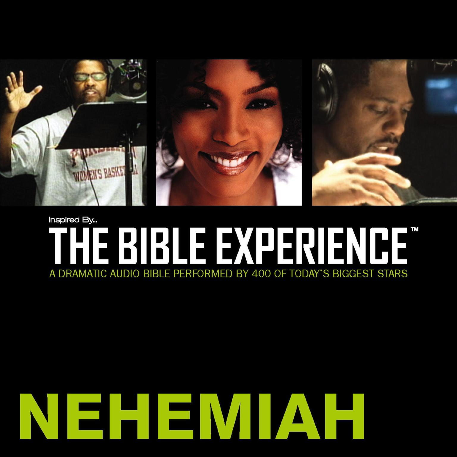 Printable TNIV, Inspired By…The Bible Experience: Nehemiah, Audio Download Audiobook Cover Art