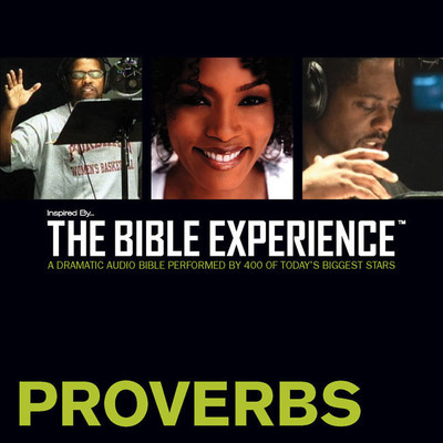 TNIV, Inspired By…The Bible Experience: Proverbs, Audio Download Audiobook, by Zondervan