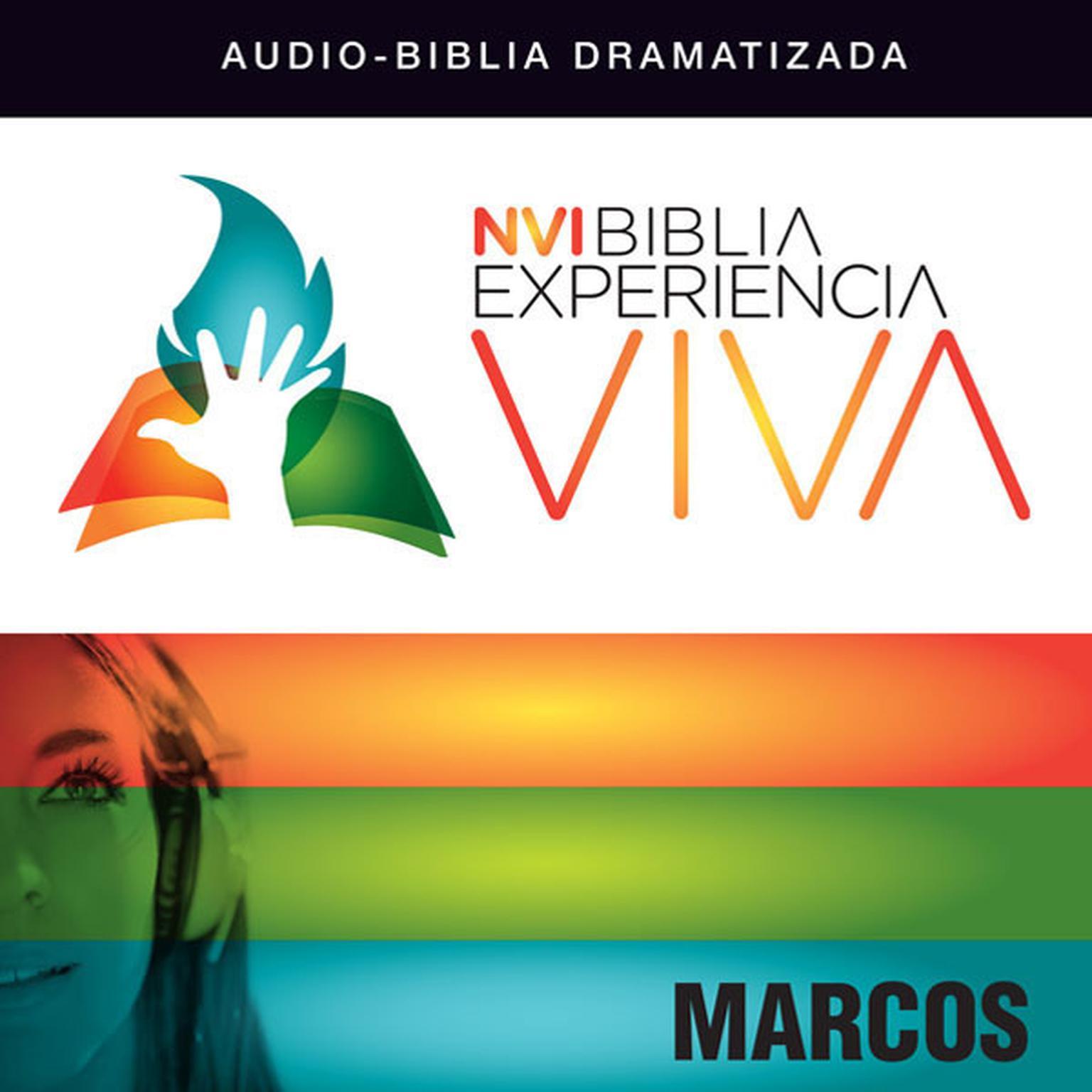 Printable NVI Biblia Experiencia Viva: Marcos Audiobook Cover Art