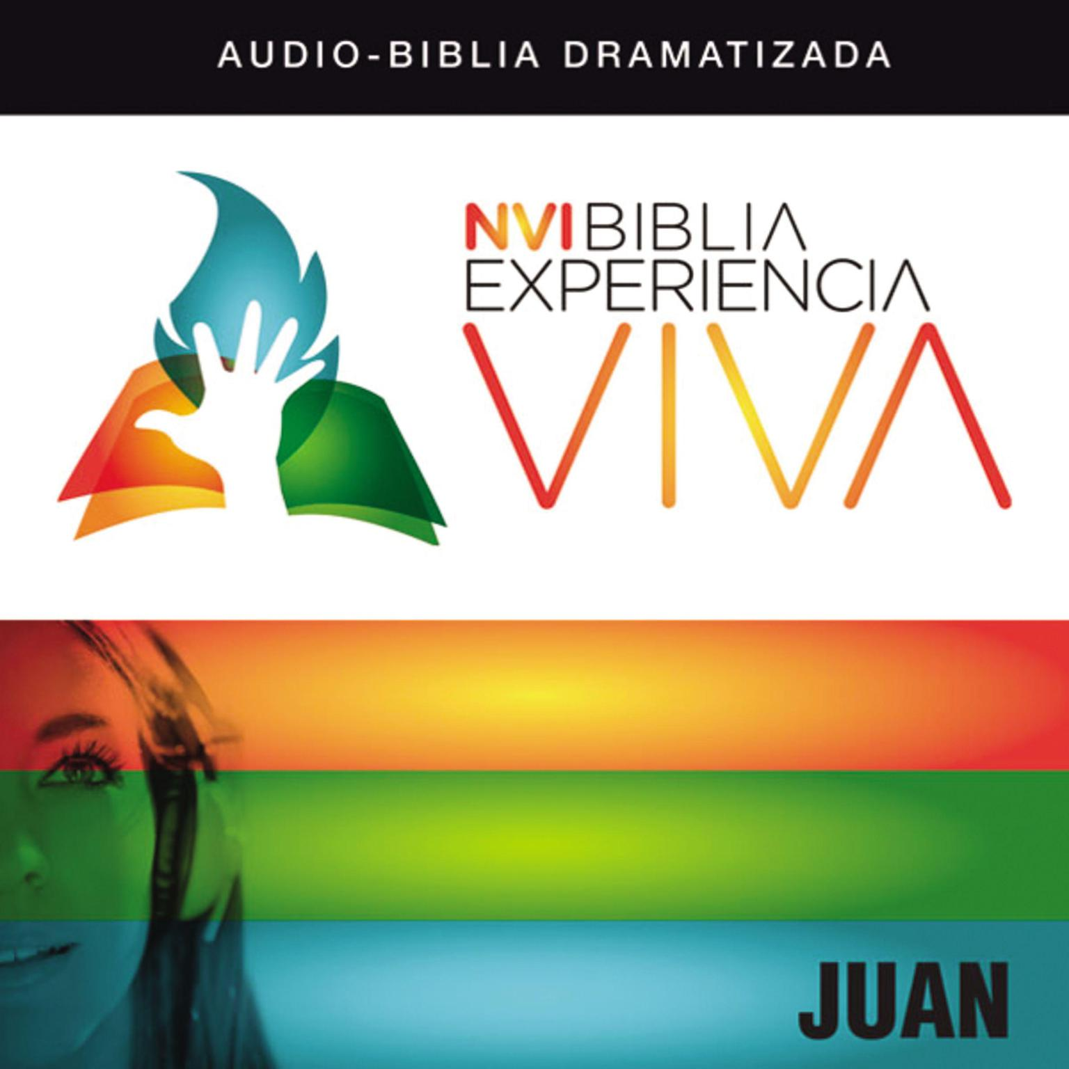 Printable NVI Experiencia Viva: Juan Audiobook Cover Art