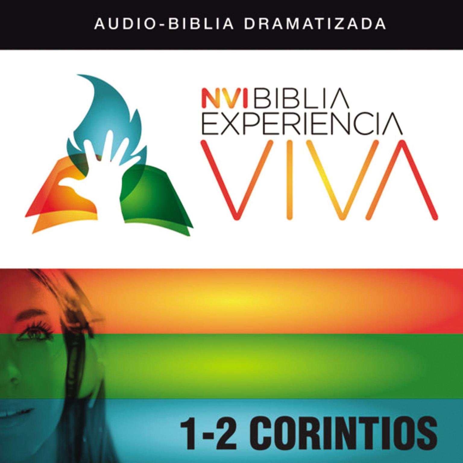 Printable NVI Experiencia Viva: 1 and   2 Corintios Audiobook Cover Art