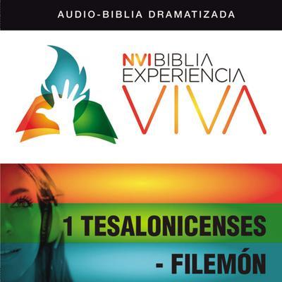 NVI Biblia Experiencia Viva: 1 Tesalonicenses y Filemón Audiobook, by Zondervan